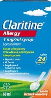 Claritine Allergy syrop 1mg/ml 1but.a60ml