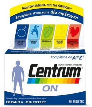 Centrum ON  30 tabl.
