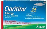 Claritine Allergy 10mg x 7tabl.